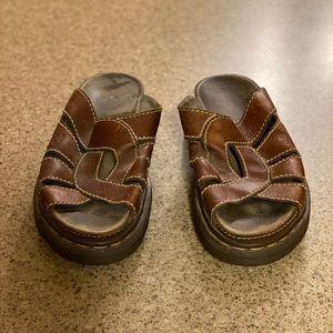 DOC MARTEN Mule sandals, size 9